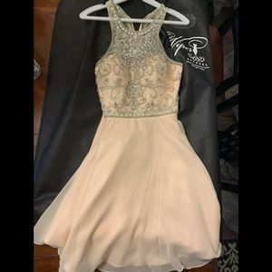 Homecoming or prom dress